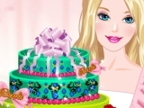 Play Barbies Diamond Cake now