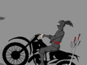 玩 Ninja Bike Stunts