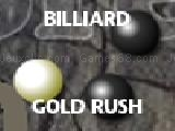 Play Billiard gold rush now