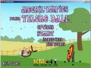 Play Mochilympics velcro ball now