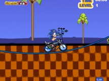 玩 Super sonic extreme biking