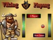 Play Viking pinpong - 2 players - now