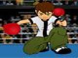 Play Ben10 boxing challenge now