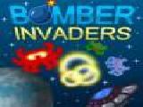 Play Bomber invaders now