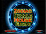 玩 Zodiac puzzle house escape
