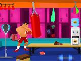 Play Escape boxing trophies now