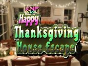 玩 Happy Thanksgiving House Escape