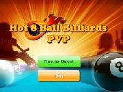 Play Hot 8 Ball Billiards PVP now