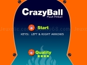 Crazy ball - Flash pinball