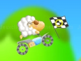 Play Sheep racer now