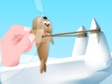 Play Ice slide now