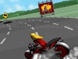 Play Heavy metal rider now