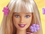 Play Barbie makeover magic now