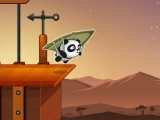 Play Flying Panda now