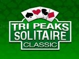 Play Tri peaks solitaire classic now