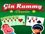 Play Gin rummy classic now