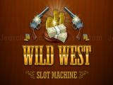玩 Wild west slot machine