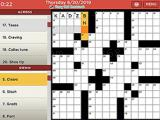 Play Penny dell crosswords now