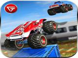 玩 Monster truck impossible track : monster truck stunts