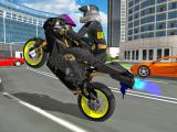 玩 Motorbike stunt super hero simulator now