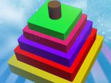 Play Pyramid tower puzzle now