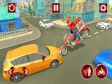 Play Fast pizza delivery boy game 3d now
